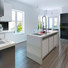 5 Good Reasons to Add an Island to your Kitchen