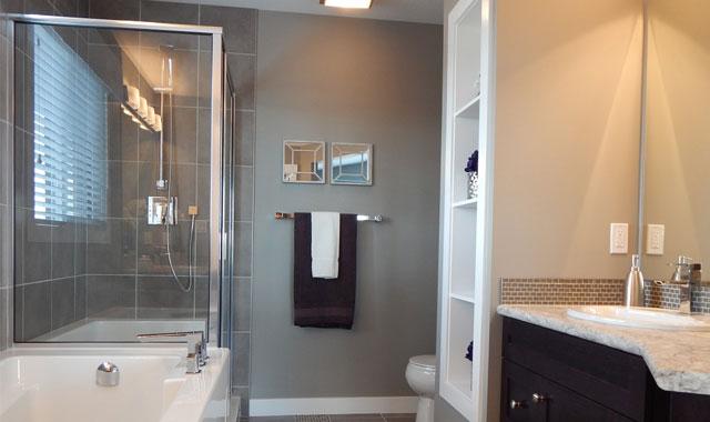 Bathroom Shower Stalls