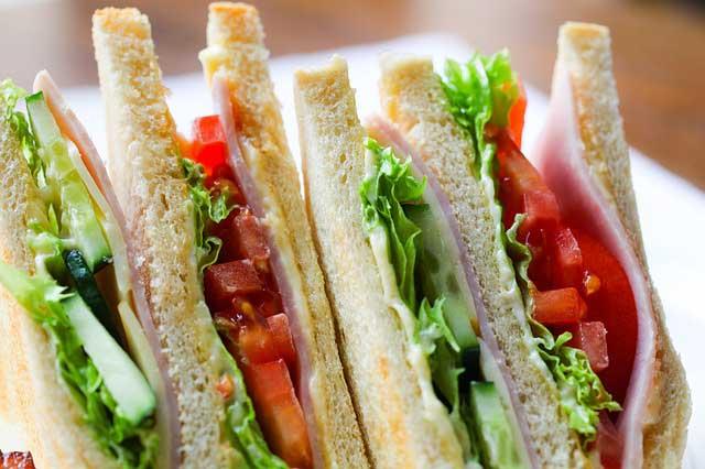 finding dory sandwich
