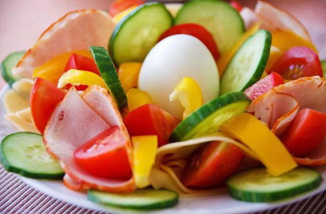 Green gram Salad