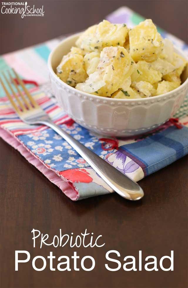 Kefir Potato Salad