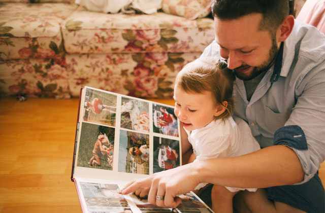 Making A Great Family Album