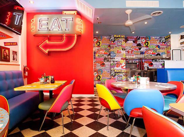 NYC family restaurants
