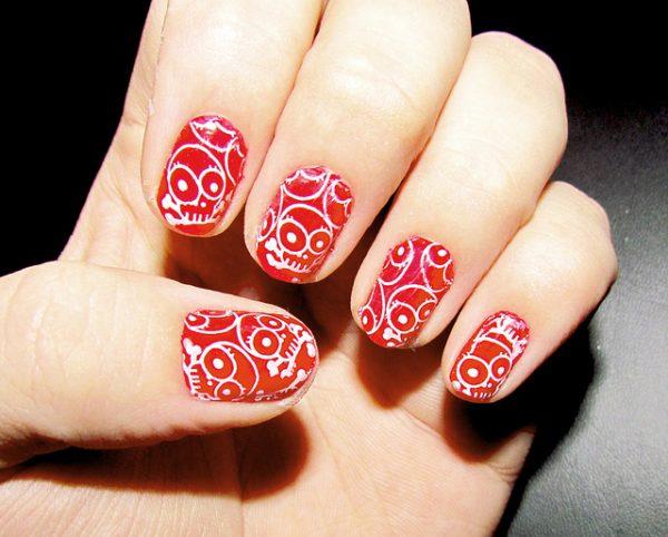 Ombre Nail Art