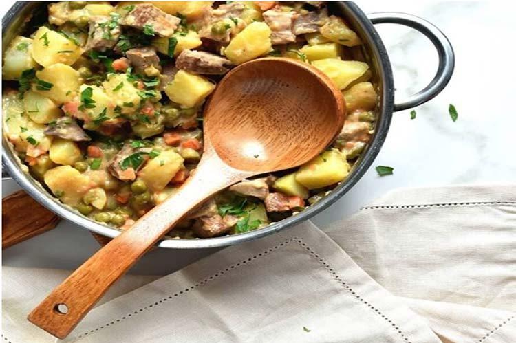Pork Potato Hash