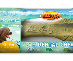 Don't Forget the Pups! Zukes Halloween Treats For Dogs