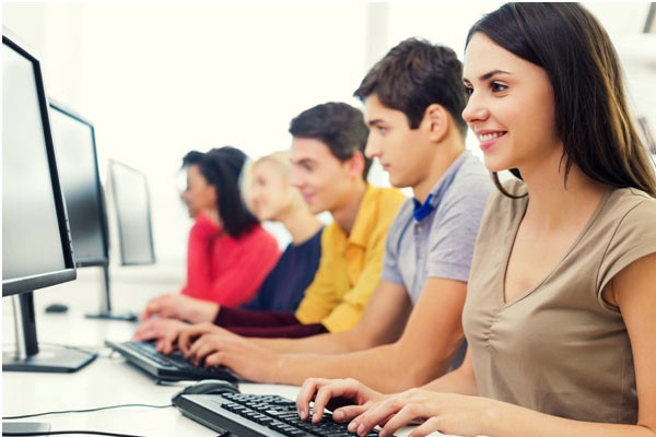 blogging in classroom