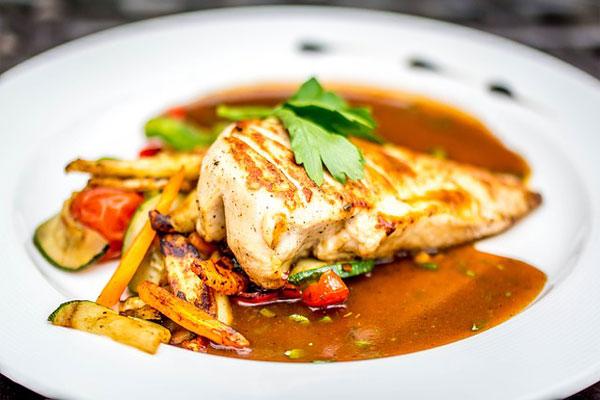 chicken supreme sauce recipe
