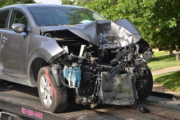 child car accident
