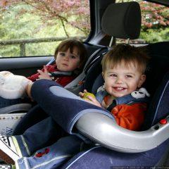 Evenflo Creates Car Seat Designed to Prevent Hot Car Deaths