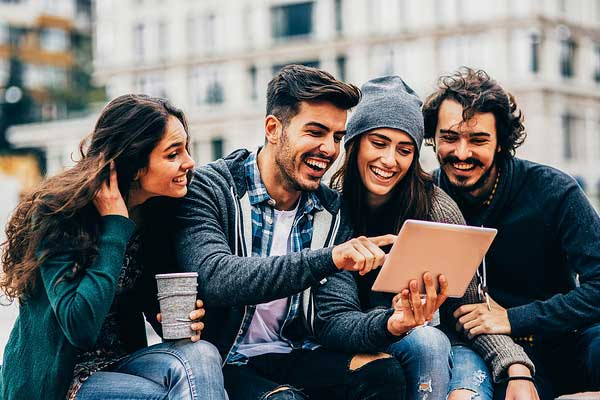 millennials online