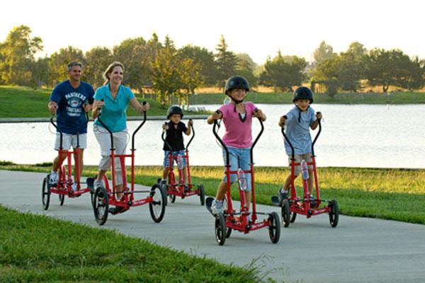 outdoor activities for families