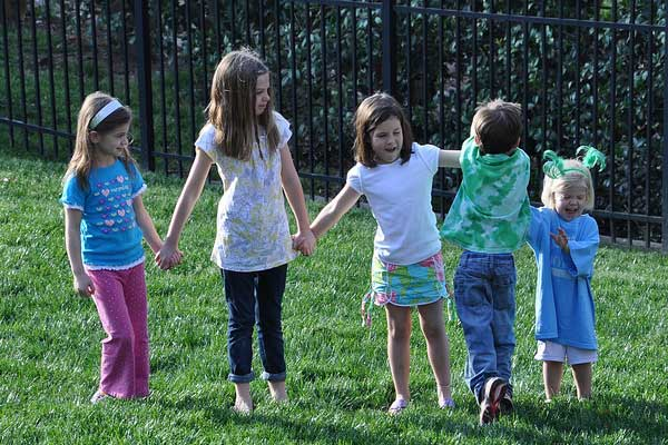 play red rover