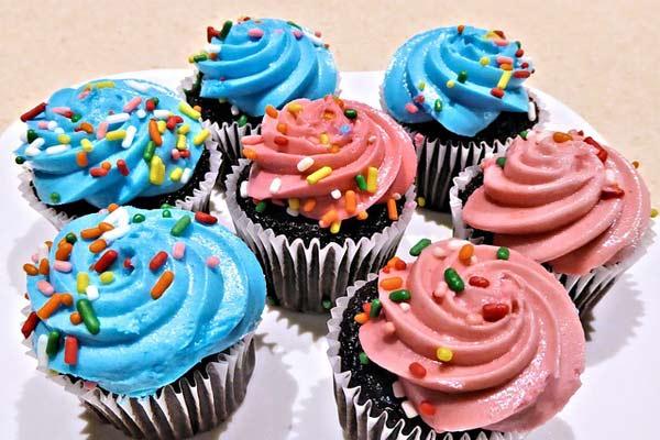 st.patricks cupcakes