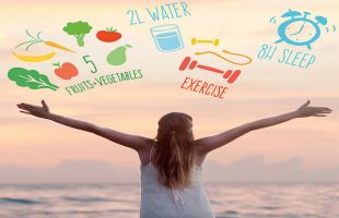 I'm Done when I'm Done: Staying Healthy with So Much Going On