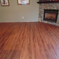Cheap, Handsome, and Durable Vinyl Floor Planks