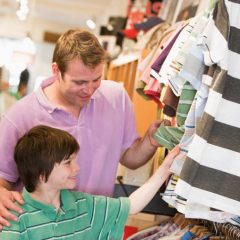 Five Ways to Save Money on Kids' Clothes and Shoes