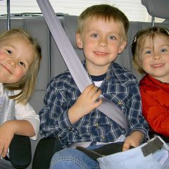 Keeping Your Child Safe In the Back of the Car