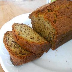 Eat Banana Bread and Burn Some Fat
