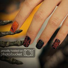 New Spooky KISS Halloween Nails, Tattoos & Lashes