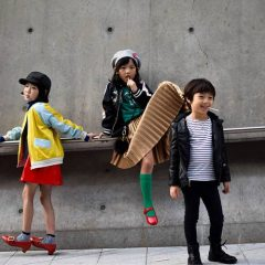 Should Kids Wear Designer Gear?