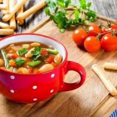 This Is How to Cook Minestrone Soup in 30 Minutes