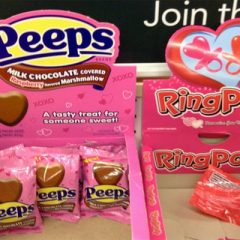 PEEPS for Valentine's Day!