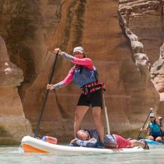 How to Dress Perfectly for Paddle Boarding