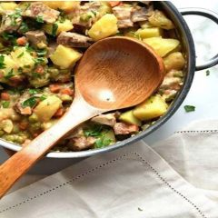 Pork Potato Hash