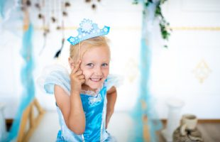 5 Princess Looks For Your Little Girl