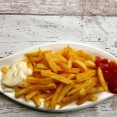Delicious Baked Seasoned French Fries Recipe