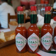 TABASCO® Original Red: Spice Up Your Food and Game Day Party Menu
