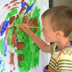 How Arts and Crafts Can Help Your Child's Development