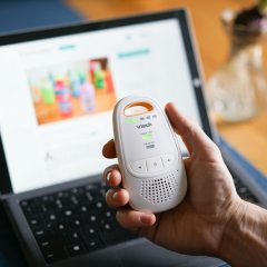 Meet snumee – A Multi-functional Baby Monitor and Music Player