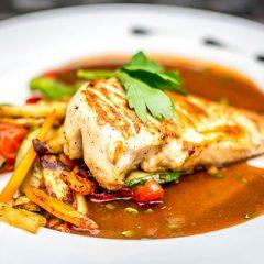 Chicken Supreme Sauce Recipe (Veloute Sauce)