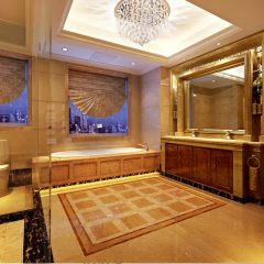 How to Make a Tiny Bathroom Appear Larger & More Elegant