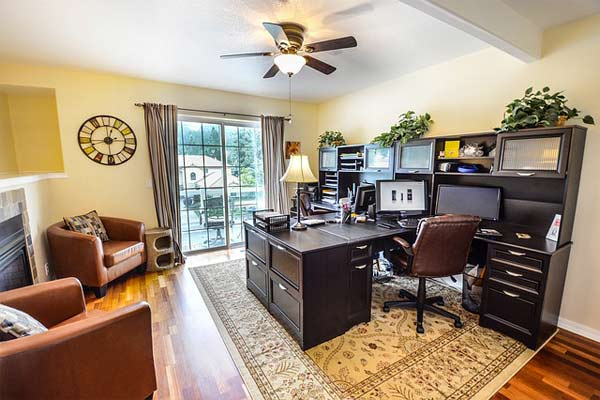 complete home office idea