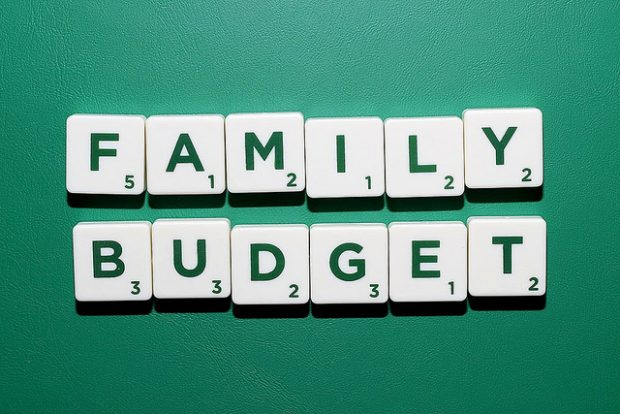 family budget tips