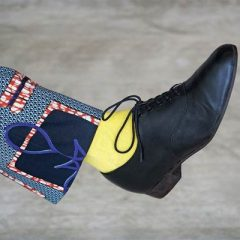 Give Your Attitude and Confidence a Boost with Fashionable Socks
