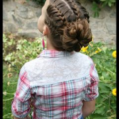 Cute Hair Styles For Girls + Hair Care Tips