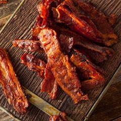 Homemade Bacon Jerky Recipe