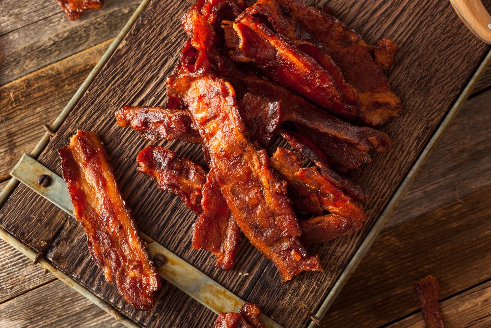 Bacon Jerky Recipe