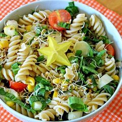 Eden Sweet & Sour Pasta Salad