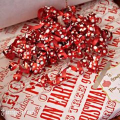 Six Unique Gift-Wrapping Ideas